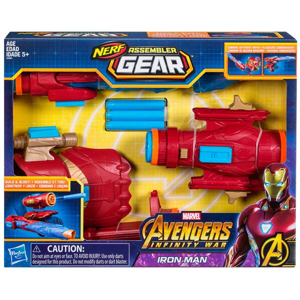 Hasbro Avengers E0562 Экипировка Железного Человека