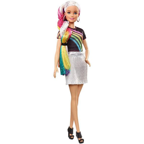 Mattel Barbie FXN96 Барби Блестящие волосы