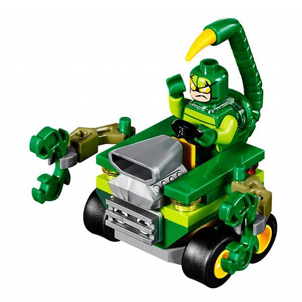 Lego Super Heroes Mighty Micros 76071 Лего Супер Герои Человек-паук против Скорпиона