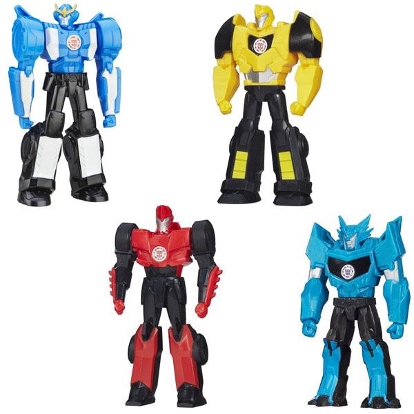 Hasbro Transformers B0758 Трансформеры Роботы под прикрытием: Титаны 15 см роботы transformers трансформеры 5 делюкс автобот сквикс