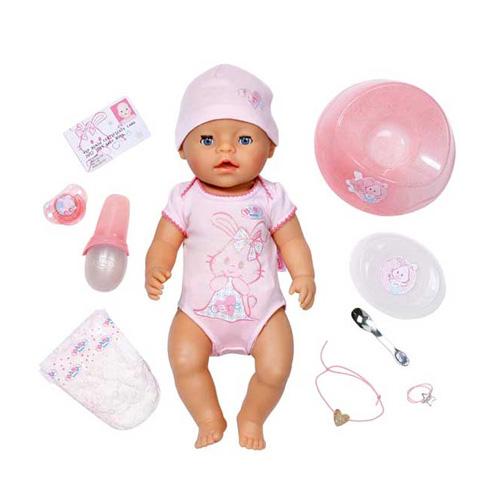 Zapf Creation Baby born 815-793_1 Бэби Борн Кукла Интерактивная, 43 см