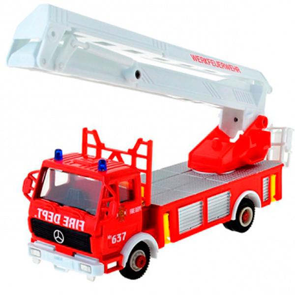 Welly 99623 Велли Модель Пожарная машина пожарная машина welly 99623 1 60 красный