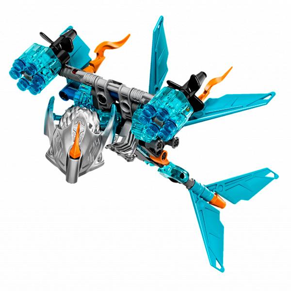 Lego Bionicle 71302 Конструктор Лего Бионикл Акида, Тотемное животное Воды