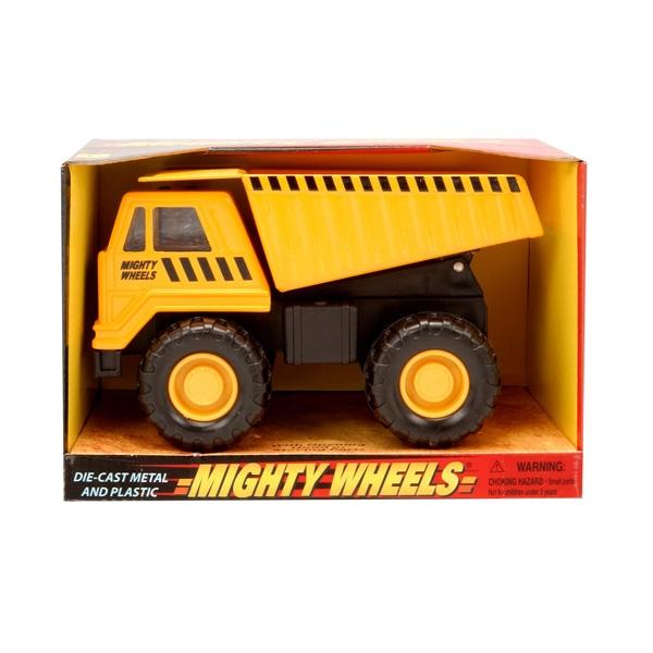 Soma 78748 Строительная техника Карьерный грузовик 18 см