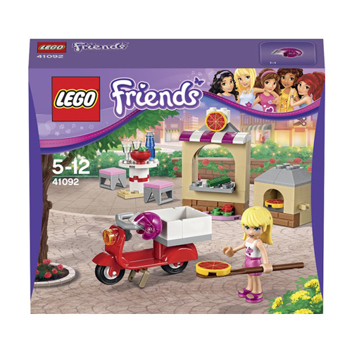 Конструктор Lego Friends 41092 Лего Подружки Пиццерия Стефани