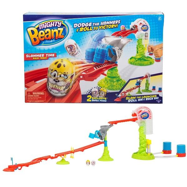 "Mighty Beanz 66504MB Трек ""Ударный Заезд"""