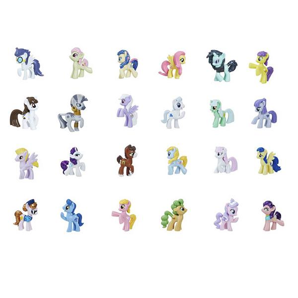 Hasbro My Little Pony A8330 Фигурка в закрытой упаковке (в ассортименте) фигурки героев мультфильмов trolls коллекционная фигурка trolls в закрытой упаковке 10 см в ассортименте