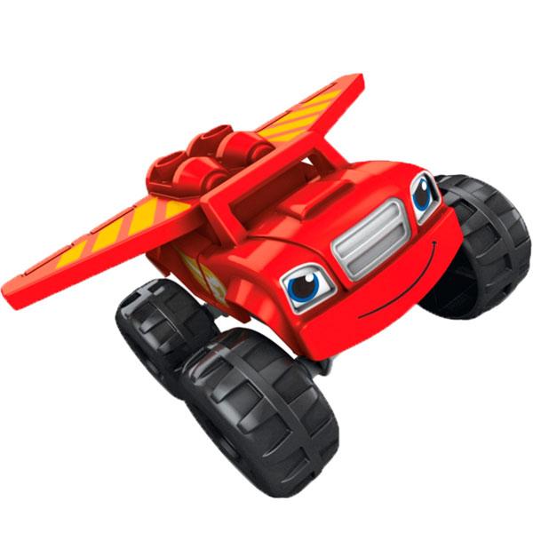 Mattel Mega Bloks DXF20 Мега Блокс Вспыш: герои мультфильма с аксессуарами mattel mega bloks dxf24 мега блокс вспыш автомобильная мойка