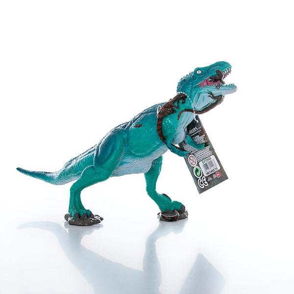 HGL SV12428 Игрушка фигурка Тираннозавр сражается с Велоцирапторами цена