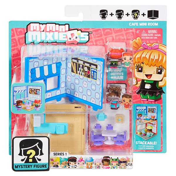 Mattel My Mini Mixi Q's DWB61 Мини комнаты