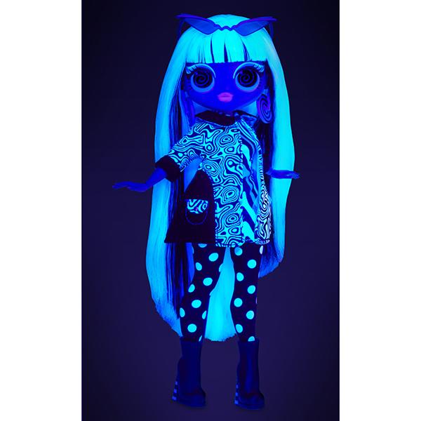 L.O.L. Surprise 565154 Кукла OMG серия Неон Groovy Babe