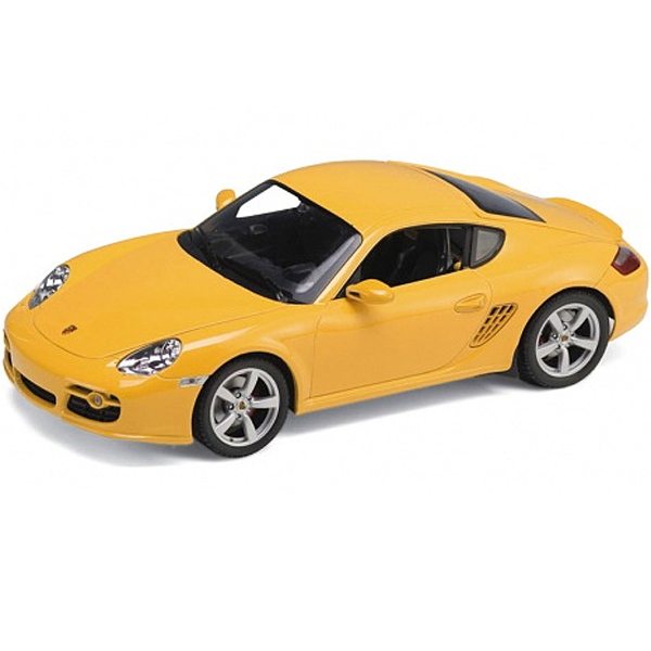 Welly 42374 Велли Модель машины 1:34-39 PORSCHE CAYMAN S автомобиль welly porsche cayman s 1 24