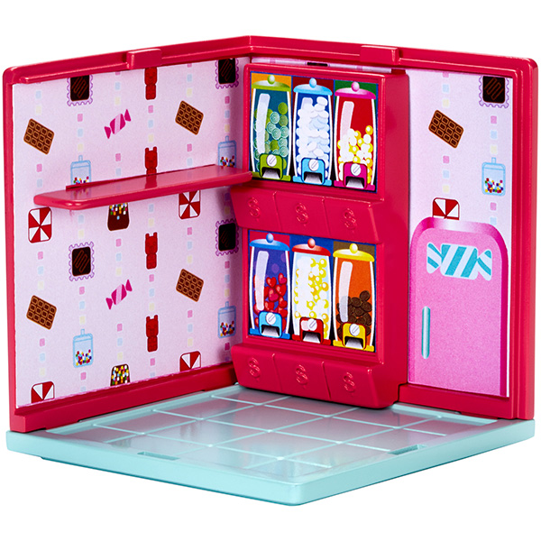 Mattel My Mini Mixi Q's DWB64 Мини комнаты