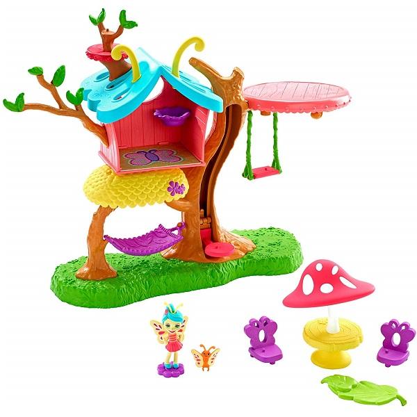 Mattel Enchantimals GBX08 Домик бабочек