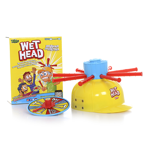 Wet Head ZG657 Водная Рулетка