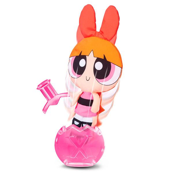 Powerpuff Girls 22315 Мягкая кукла 30 см с бутылкой (в ассортименте)