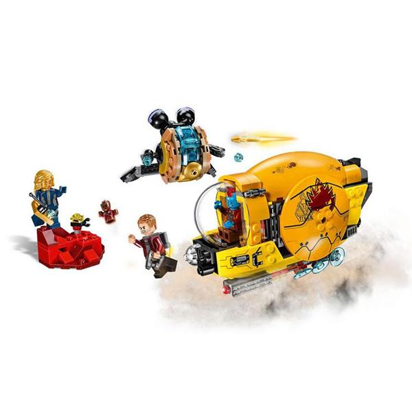 LEGO Super Heroes 76080 Конструктор ЛЕГО Супер Герои Месть Аиши