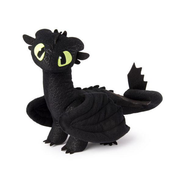 Dragons 66625Th Плюшевый дракон Делюкс Беззубик
