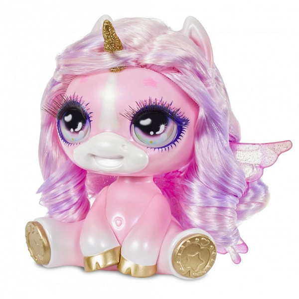 Poopsie Surprise Unicorn 567301-PIN Розовый единорог с волосами c аксессуарами