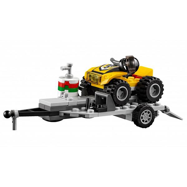 LEGO City 60148 Конструктор ЛЕГО Город Гоночная команда