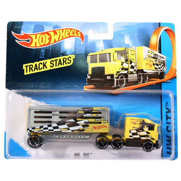 Mattel Hot Wheels BFM60 Хот Вилс Большие тягачи (в ассортименте)
