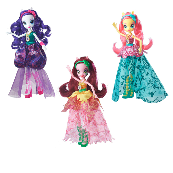 Hasbro My Little Pony B6478 Equestria Girls Кукла Легенда Вечнозеленого леса (в ассортименте) игровой набор hasbro my little pony equestria girls рок концерт