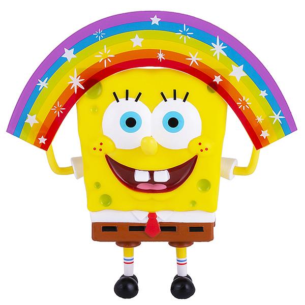 SpongeBob EU691001 Спанч Боб радужный