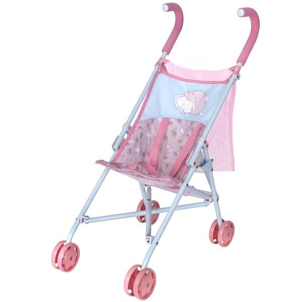 Zapf Creation Baby Annabell 1423570 Бэби Аннабель Коляска-трость с сеткой 2018 zapf creation комбинезончик baby annabell