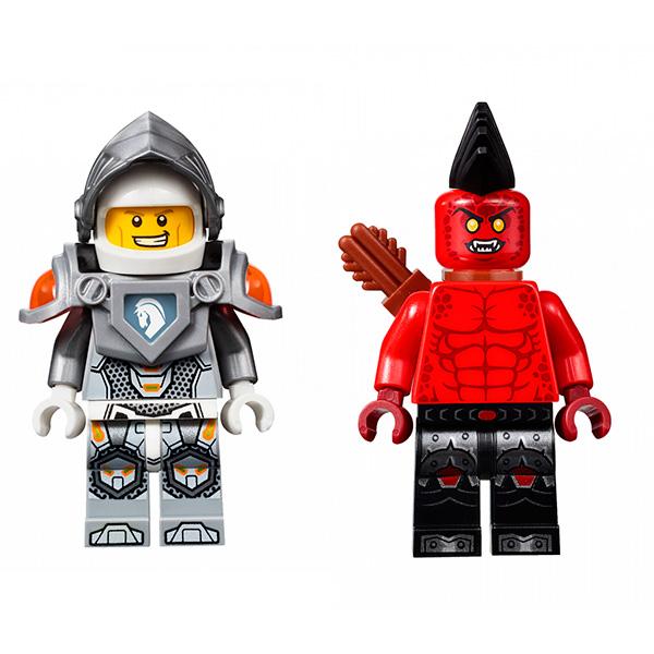 Lego Nexo Knights 70312 Конструктор Лего Нексо Ланс и его механический конь