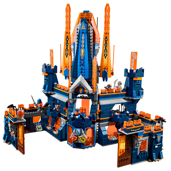 Lego Nexo Knights 70357 Конструктор Лего Нексо Королевский замок Найтон