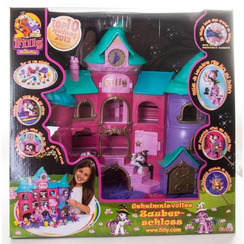 Filly Witchy 63-94_1 Филли Ведьмочки Заколдованный замок Филли Ведьмы (бол)