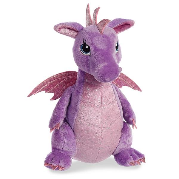 Aurora 170415B Дракон фиолетовый, 30 см все цены