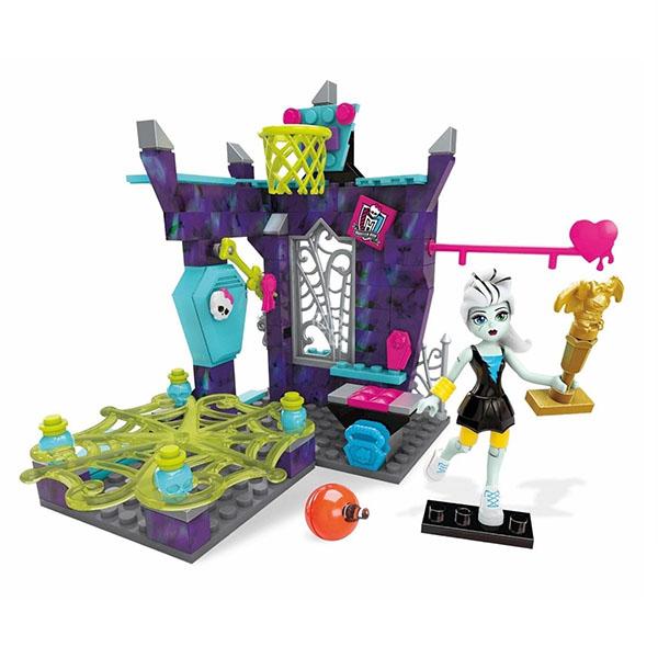 Mattel Monster High DPK31 Игровой набор Класс физкультуры детские наклейки монстер хай monster high альбом наклеек