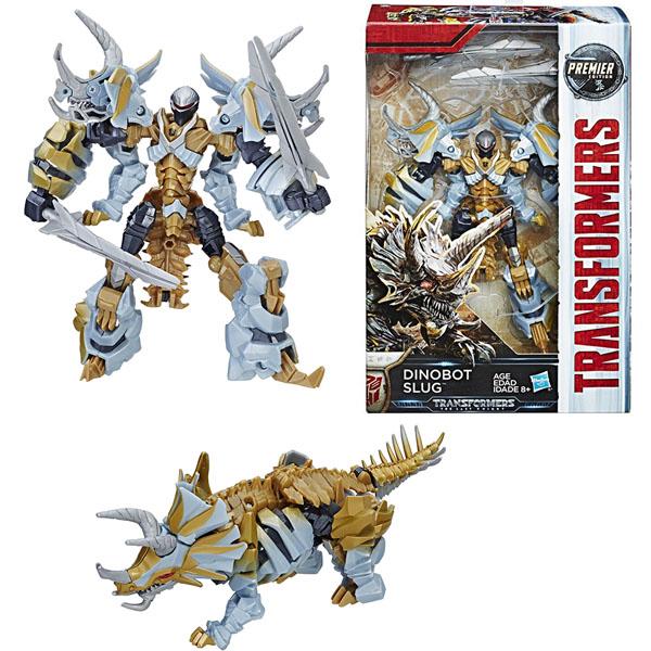 Hasbro Transformers C0887/C2402 Трансформеры 5: Делюкс Динобот Слаг роботы transformers трансформеры 5 делюкс автобот сквикс