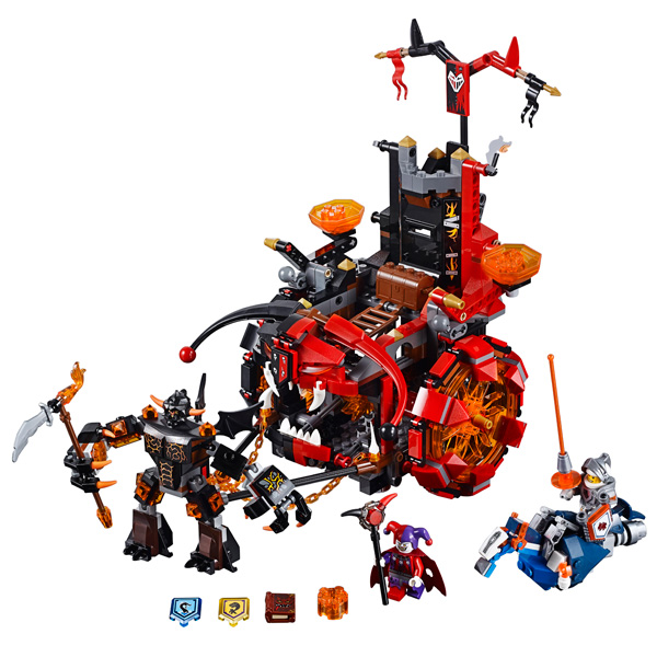 Lego Nexo Knights 70316 Конструктор Лего Нексо Джестро-мобиль