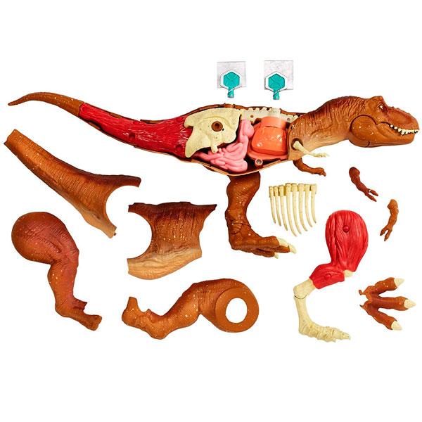 """Mattel Jurassic World FTF13 Игровой набор """"Анатомия динозавра"""""""