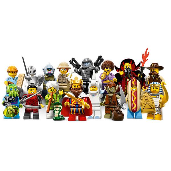 Купить конструктор lego minifigures 71008 Лего Минифигурки lego IA910