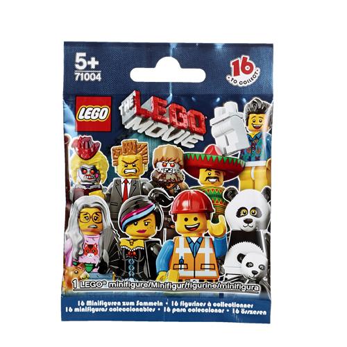 Lego Minifigures 71004 Конструктор Лего Минифигурки Серия M