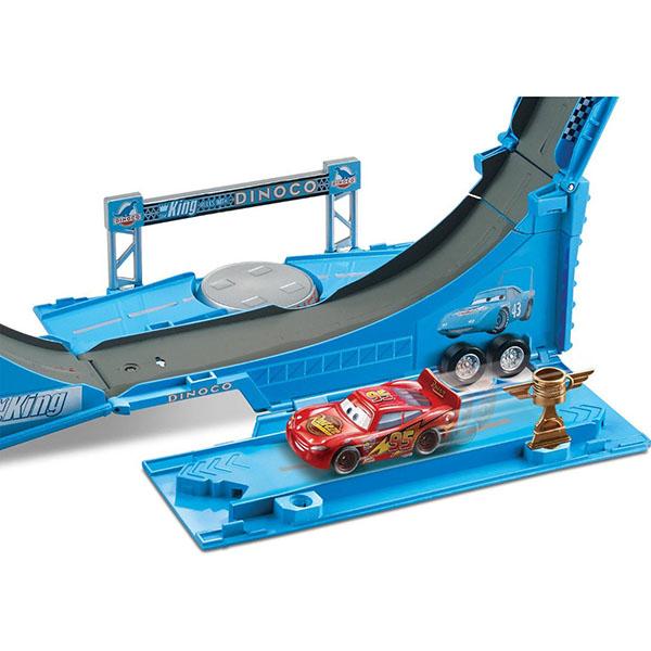 "Mattel Cars DHF52 Трек-трансформер ""Супер прыжок"""