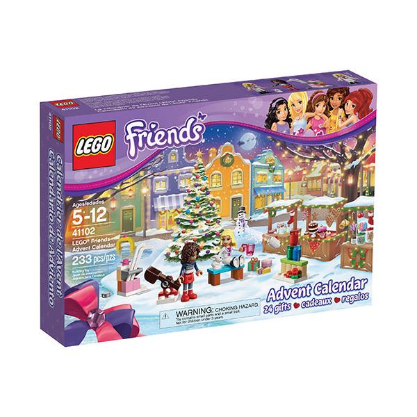 Новогодний календарь LEGO Friends Лего Подружки