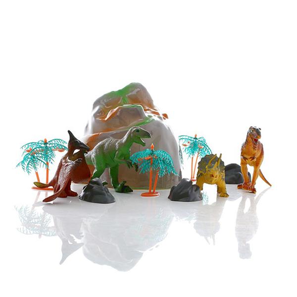 HGL SV3473 Игровой набор динозавров в тубе