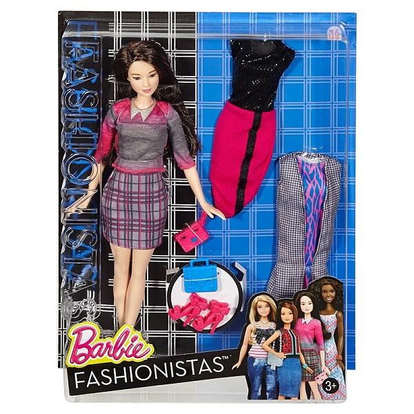 """Mattel Barbie DTD99 Игровой набор из серии """"Игра с модой"""""""