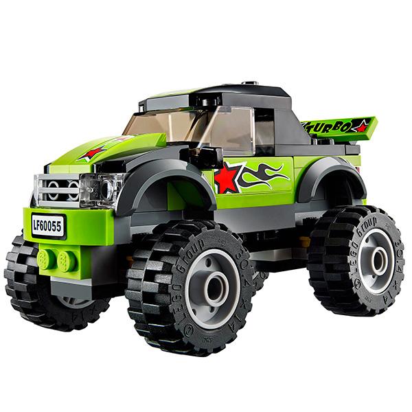 Lego City 60055 Конструктор Лего Город Монстрогрузовик