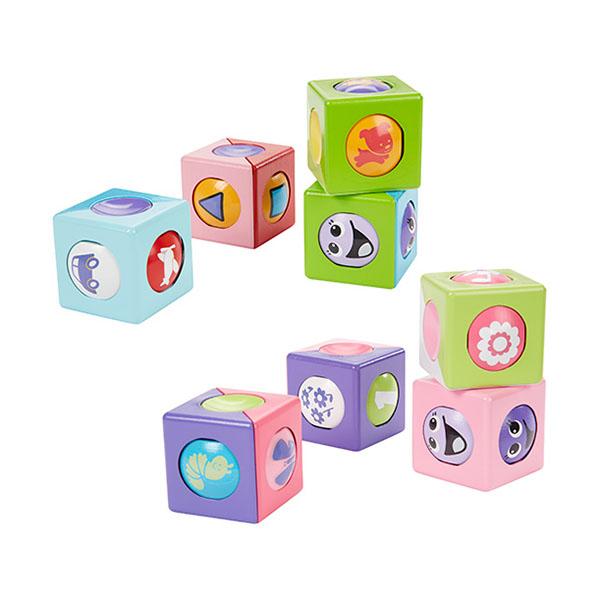 Mattel Fisher-Price CBL33 Фишер Прайс Волшебные кубики (в ассортименте) игровые наборы fisher price mattel игровой набор парящий фрегат