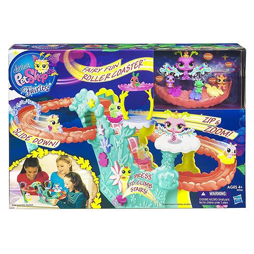 Hasbro Littlest Pet Shop 99941H Литлс Пет Шоп Игровой набор Школа полетов