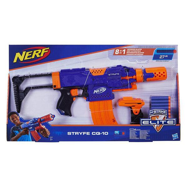 Hasbro Nerf E2341 Нерф Элит Бластер Супер Страйф