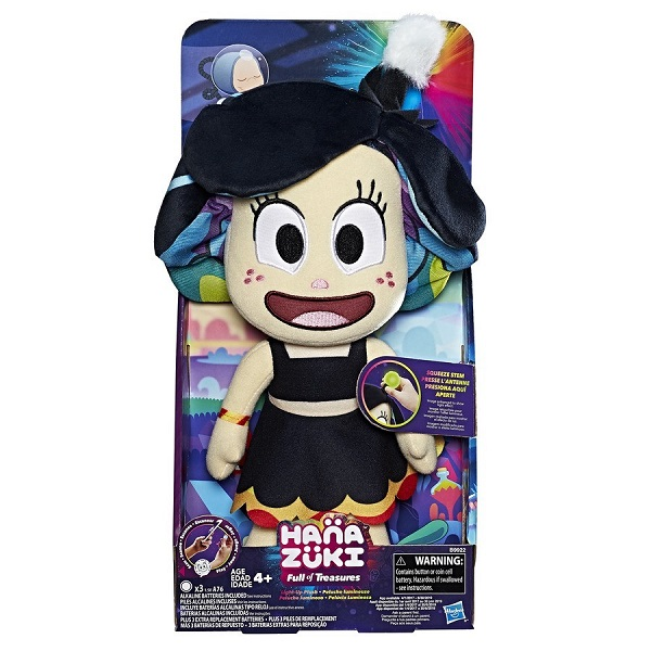 Hasbro Hanazuki B9922 Ханазуки плюшевая