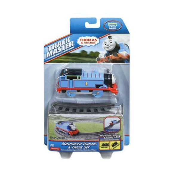 Mattel Thomas & Friends CCP28 Томас и друзья Стартовый игровой набор с паровозиком