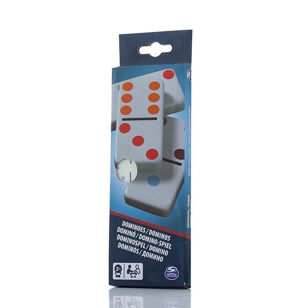 Spin Master 6033199 Настольная игра Домино настольная игра домино стеллар мультфильмы 10