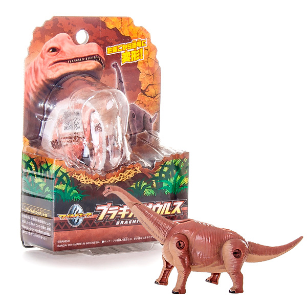EggStars 84552 Яйцо-трансформер Брахиозавр